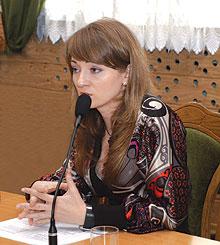 Олеся Желобецька