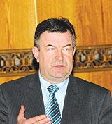 Народний депутат Верховної Ради України Сергій Шевчук