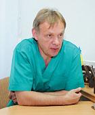 Генеральный директор фирмы, заслуженный врач Украины ГригорийУрсол