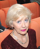 Профессор Татьяна Поповская