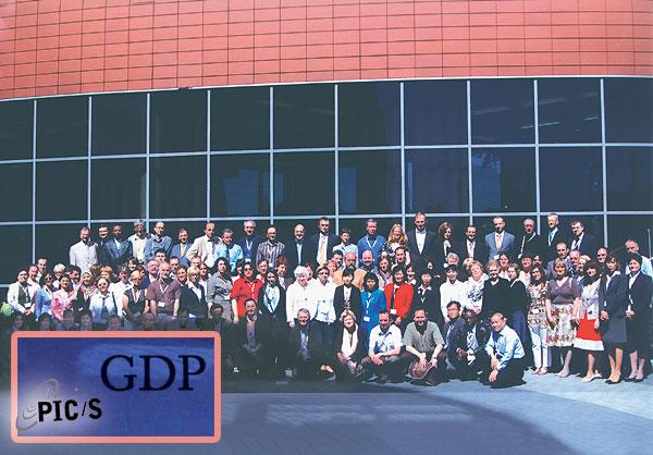 Семинар PIC/S – 2008: GDP как один из основных элементов обеспечения качества ЛС