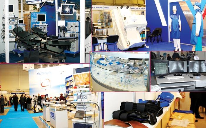 «Здравоохранение 2008»— крупнейшая медицинская выставка вУкраине