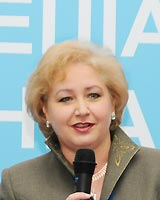 первый заместитель директора ГП«Государственный фармакологический центр» МЗ Украины Ольга Баула