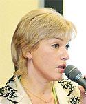 Ольга Голубева, представитель компании «PSI Co. Ltd», Санкт-Петербург