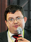 медицинский директор компании «Pfizer H.C.P. Corporation» вУкраине Виталия Усенко