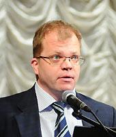 Петри Анттила, директор поразвитию бизнеса компании «Tamro Corporation» (Финляндия)