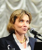Наталья Полищук, директор поинвестициям инвестиционного фонда «Advent International»