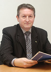 В.М. Пашков, член правління Всеукраїнської громадської організації «Аптечна професійна асоціація України»