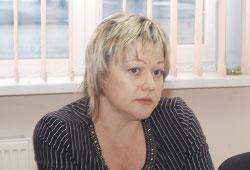 Голова Миколаївської обласної фармацевтичної асоціації Олена Пруднікова