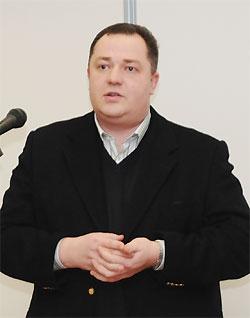 Виталий Березницкий, директор аптечной компании «Фартоп», Днепропетровск