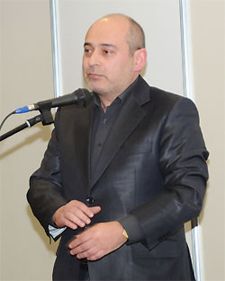 Сергей Ходос, директор дистрибьюторской компании «Фра-М», Донецк