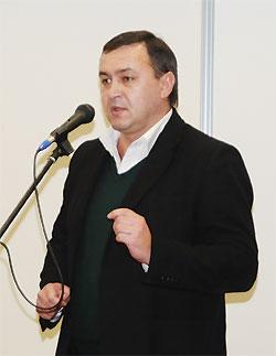 Олег Никулишин, генеральный директор аптечной компании «Маркет Универсал», Львов