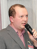 Андрей Колесник, директор компании «Cortex»