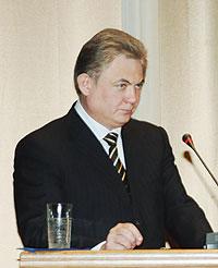 заступник міністра охорони здоров'я України Василь Лазоришинець