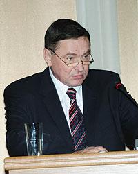 Заступник міністра охорони здоров'я України Володимир Юрченко