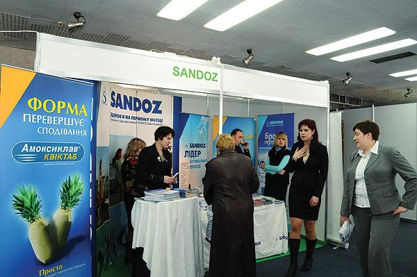 Компания «SANDOZ»: традиции иновации для здоровья пациентов