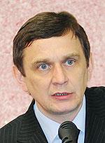 Валерій Стеців, виконуючий обов'язки начальника Київської міської державної інспекції з контролю якості лікарських засобів