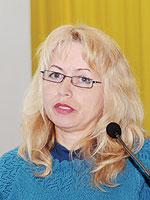 Ольга Кукіна, заступник начальника Державної інспекції з контролю за цінами вПолтавській області