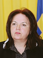 Надія Мякушко, заступник голови Полтавської обласної державної адміністрації