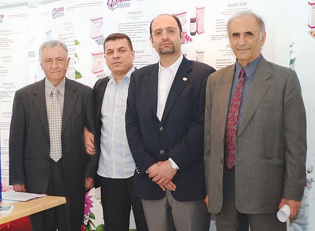 «ФарсиФарм»: новинки от иранского производителя «Goldaru pharmaceutical Со»