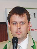 Игорь Бессмертный, директор представительства компании «Мефа» вУкраине