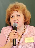 Заведующая кафедрой фармакоэкономики НФаУ, профессор Лариса Яковлева