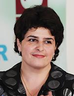 заместитель руководителя секретариата Центрального формулярного комитета МЗ Украины Татьяна Думенко