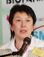 Елена Лищишина, директор департамента стандартизации медицинских услуг ГФЦ МЗ Украины