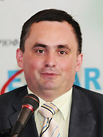 Сергей Грищук, заместитель исполнительного директора благотворительной организации «Больничная касса Житомирской области»