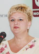 Елена Матвеева, начальник управления послерегистрационного надзора ГФЦ МЗ Украины