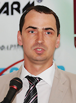Олег Тырсин, менеджер поэкономике здравоохранения представительства фармкомпании «Никомед» вРФ