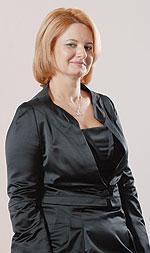 Наталья Сапожникова, Глава представительства «Мили Хелскере Лтд.» вУкраине