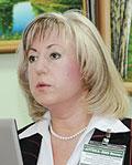 Олена Адамович, голова представництва Державного комітету України з питань регуляторної політики та підприємництва у Полтавській обл.