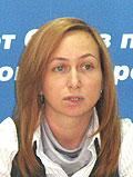 Марина Бучма, исполнительный директор Комитета ЕБА повопросам здравоохранения