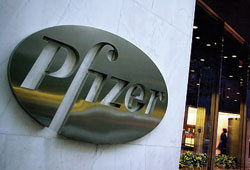 «Pfizer» планирует в10раз увеличить объемы продаж онкопрепаратов