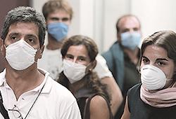 Прогнози щодо сезонного спалаху захворюваності нагрип вУкраїні