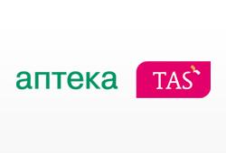 Аптечная сеть TAS провела ребрендинг