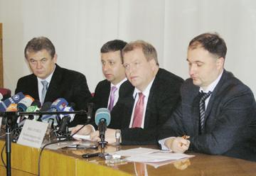 Місія Європейського бюро ВООЗ вУкраїні: співпраця у боротьбі з грипом А (H1N1)