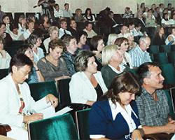 Дискуссия как путь крешению проблемы: ведущие специалисты ипрактикующие врачи