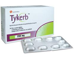 ВЕС разрешили применять Tyverb™ у пациентов сРМЖ
