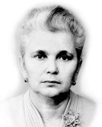 АНГАРСЬКА Марія Андріївна