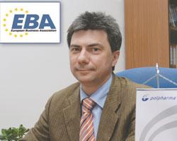 Віталій Кірик очолив комітет з охорони здоров'я ЄБА