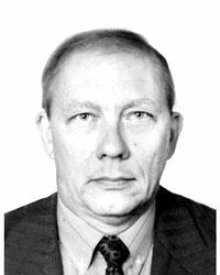 ПЕТЮНІН Геннадій Павлович