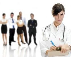 Россия: мнение врачей об ограничении контактов сМП