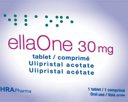 FDA одобряет средство экстренной контрацепции ella™