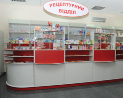 Узагальнені дані щодо аптечної мережі України