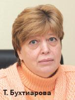 Татьяна Бухтиарова