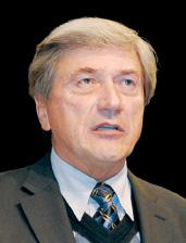 Василь Корнацький, голова Центральної комісії з питань етики МОЗ України
