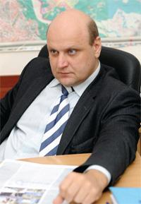 Юрій Комаров , начальник відділу стратегічного маркетингу ВАТ «Фармак»