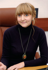 Олена Лукашевич , начальник відділу маркетингу рецептурних препаратів ВАТ «Фармак»